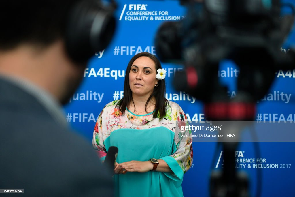 FIFA Annual Conference for Equality & Inclusion : News Photo