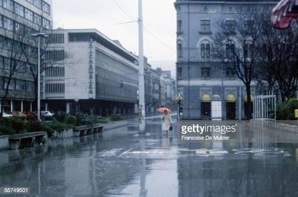 Sarajevo April 1992