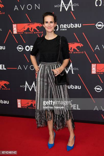 Saralisa Volm attends the New Faces Award Film at Haus Ungarn on April 27 2017 in Berlin Germany