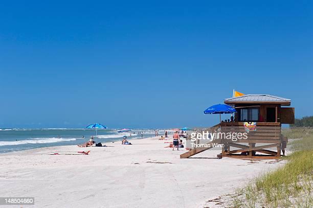 Sarasota beach.