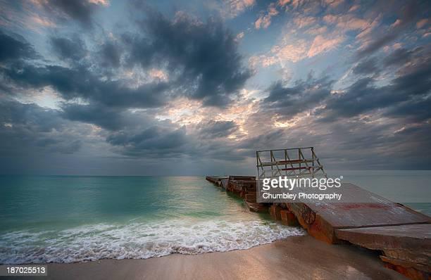 sarasota beach - sarasota stock pictures, royalty-free photos & images