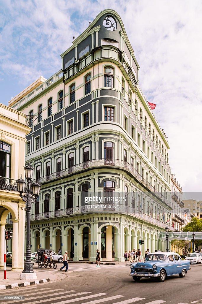 Saratoga of old Havana : Stock Photo