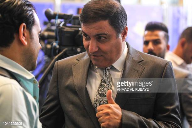 Sardar Abdullah an independent Iraqi writer and former member of the federal parliament for the Gorran Movement and a candidate for the 2018...
