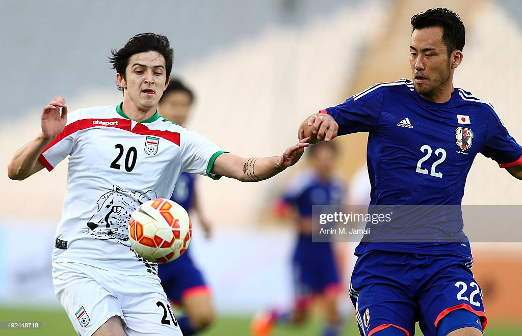 Iran v Japan - International Friendly : News Photo