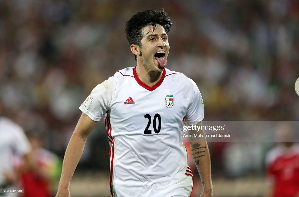 Iran v Syria - FIFA 2018 World Cup Qualifier : News Photo