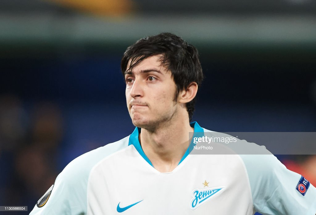 Villarreal v Zenit Saint Petersburg - UEFA Europa League Round of 16: Second Leg : News Photo
