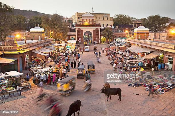 Marché de Sardar de Jodhpur