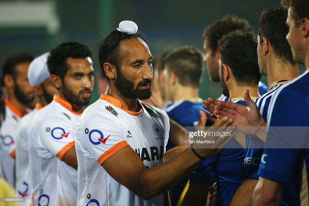 Hero Hockey World League Final - Day 1