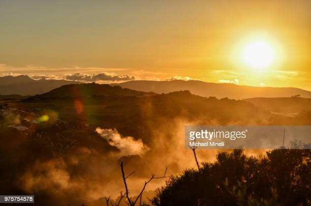Sardegna Rally Landscape