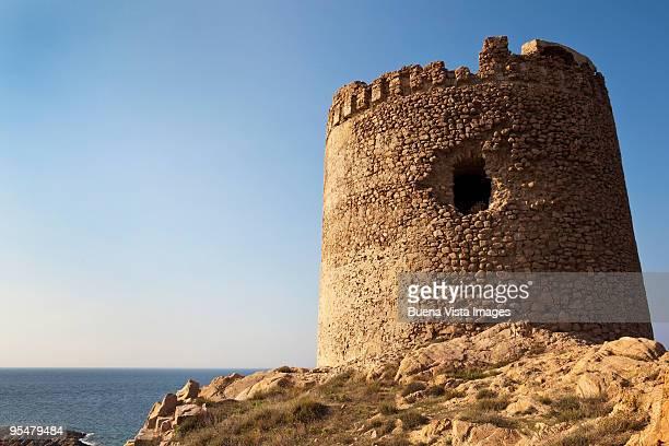 Sardinia, Isola Rossa.