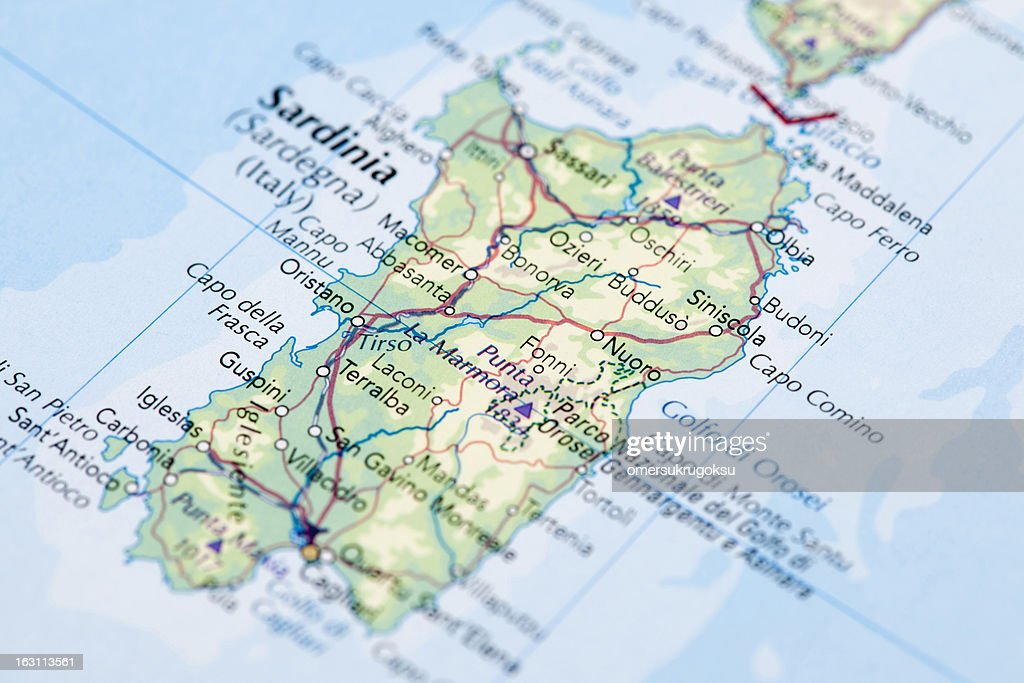 Sardinia Italy Stock Photo Getty Images