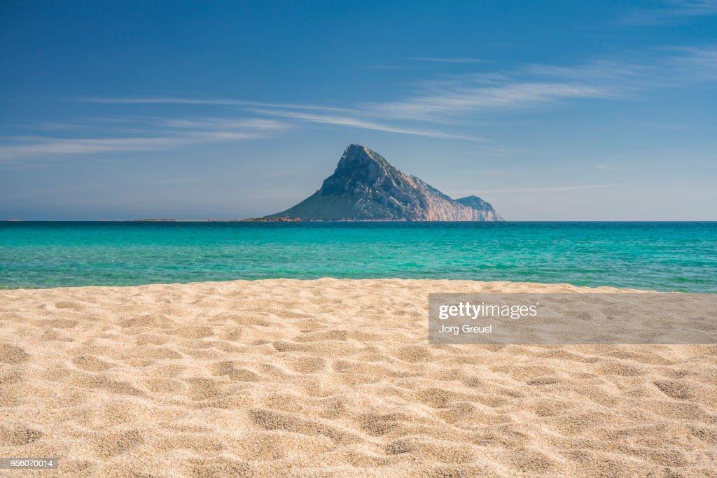Sardinian beach : Foto stock