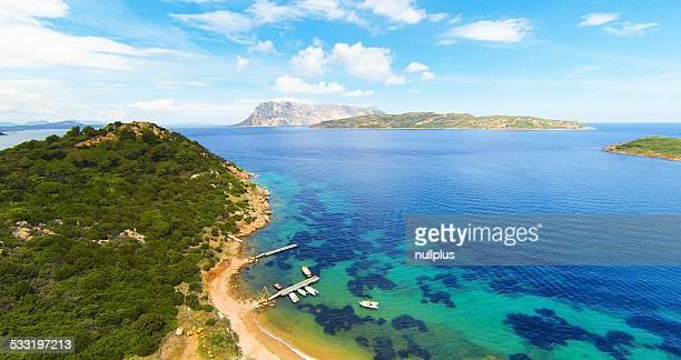 Sardaigne de la côte est