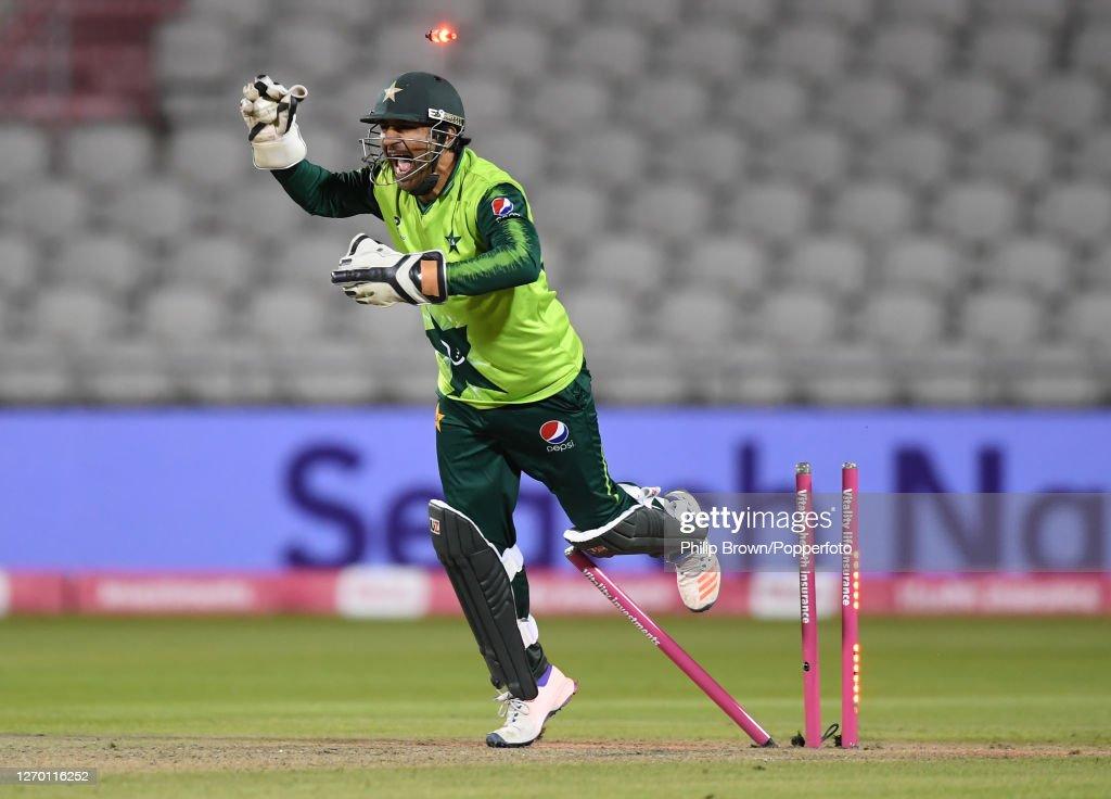 England v Pakistan - 3rd Vitality International Twenty20 : News Photo