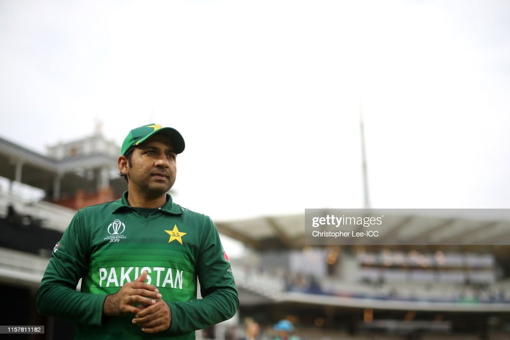 Pakistan v South Africa - ICC Cricket World Cup 2019 : News Photo