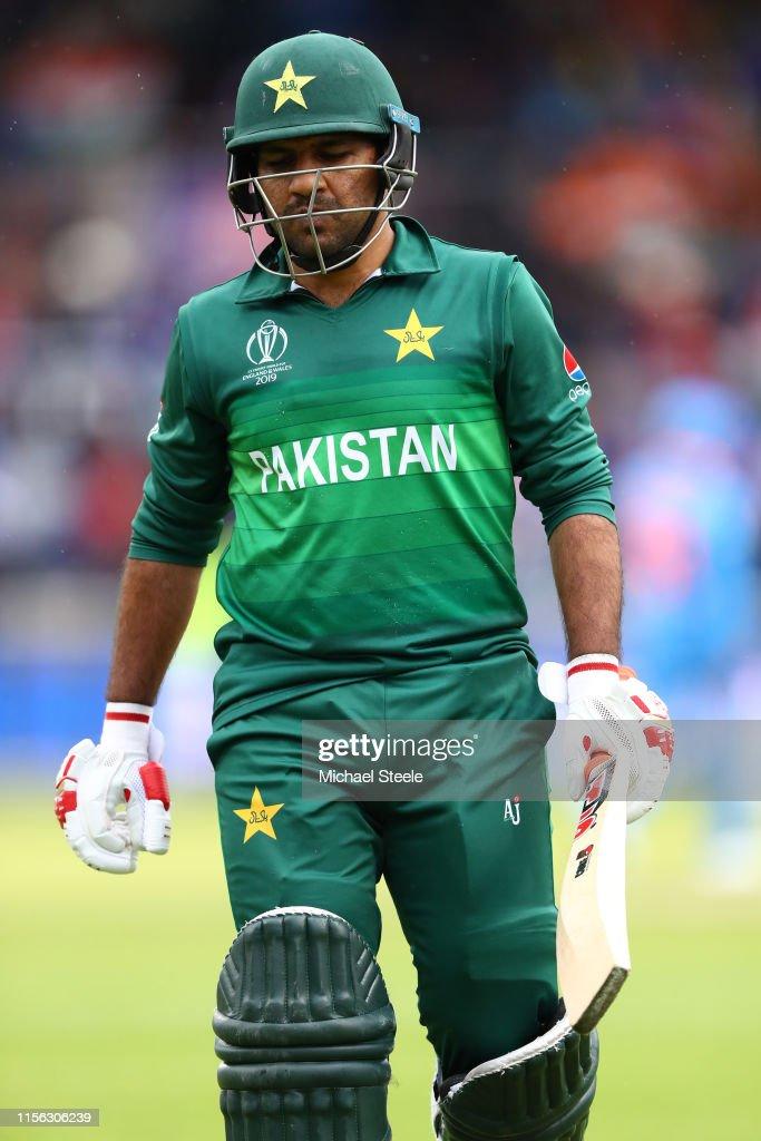 India v Pakistan - ICC Cricket World Cup 2019 : News Photo