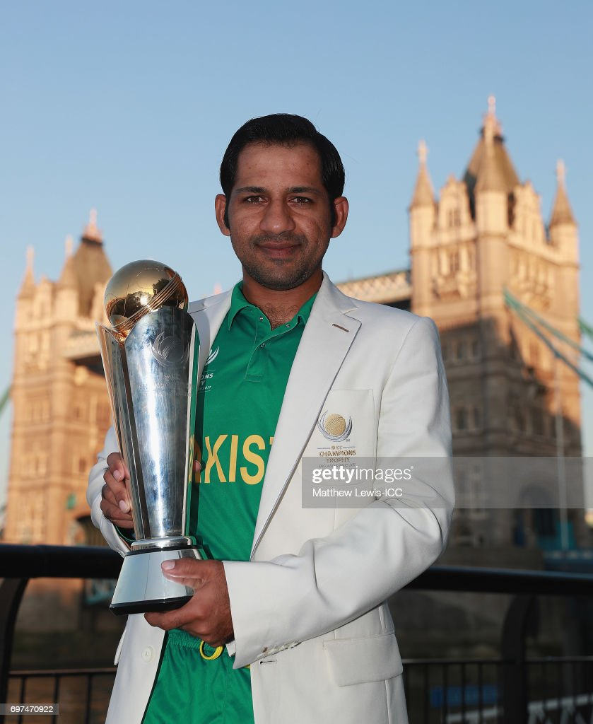 ICC Champions Trophy - Post Final Photocall : News Photo