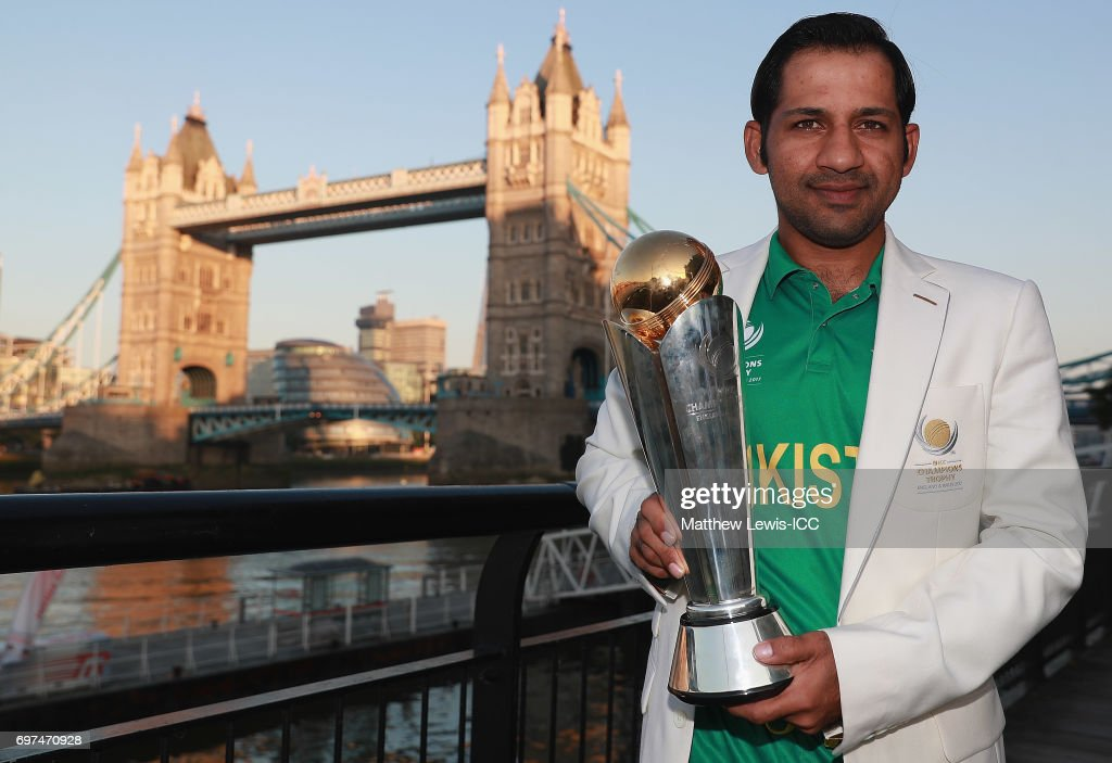 ICC Champions Trophy - Post Final Photocall