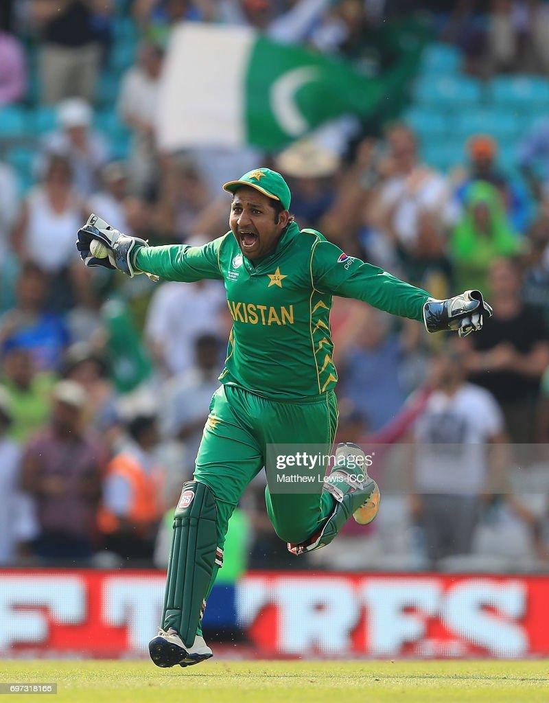 Pakistan v India - ICC Champions Trophy Final : News Photo