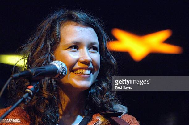 Sarh Lee Guthrie during 2006 Sundance Film Festival - ASCAP Music Cafe - Day 5 at Star Bar in Park City, Utah, United States.