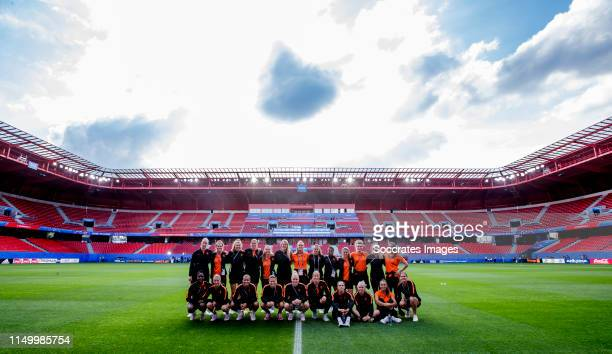 FRA: Netherlands Training Session and Press Conference