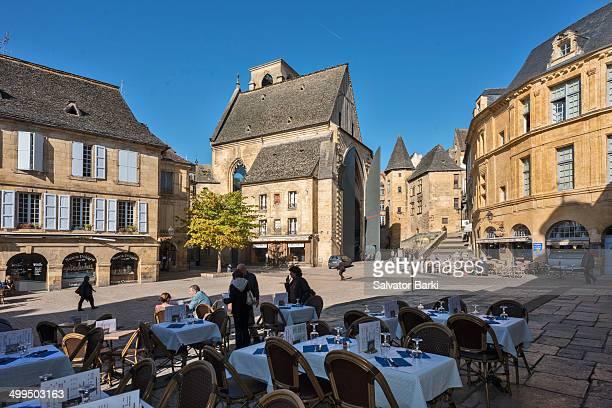 Sarlat la Canéda or simply Sarlat, is a commune in the Dordogne department in Aquitaine in southwestern France. The town of Sarlat is in a region...