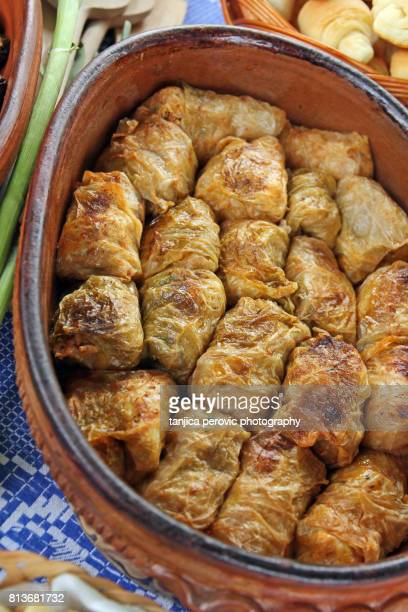 Sarma - Stuffed cabbage rolls