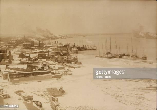 Sarnia's Natural Harbour, 1913