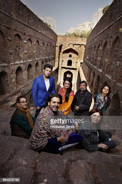 Sarod players Amaan Ali Bangash and Ayaan Ali Bangash, Sufi singer Sonam Kalra, award-winning Indian photojournalist Pablo Bartholomew, author and...