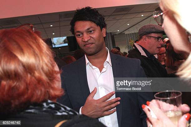 Saroo Brierley and guests attend the LION LA Special Screening on November 22 2016 in Beverly Hills California