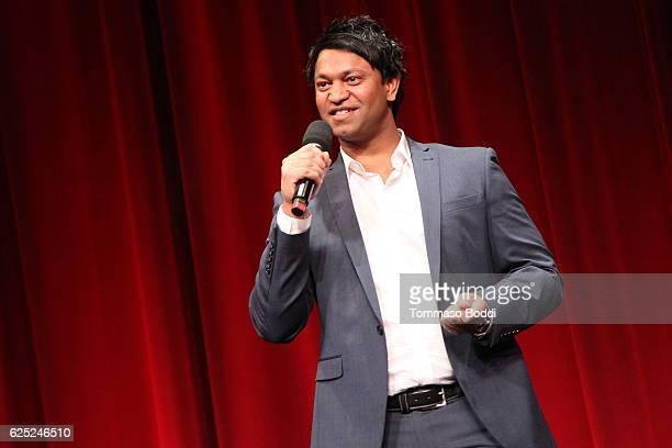 Saroo Brierley attends the LION LA Special Screening on November 22 2016 in Beverly Hills California