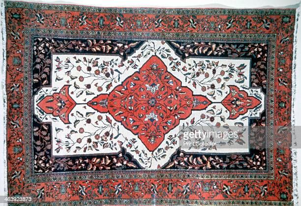 Sarouk rug Persia From a private collection