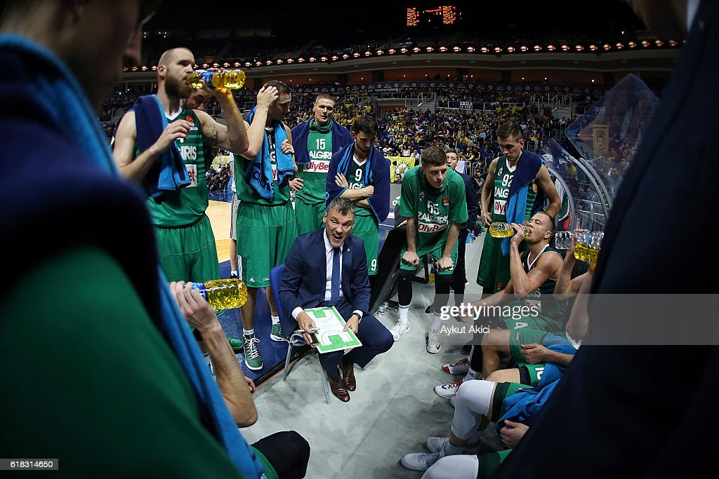 Fenerbahce Istanbul v Zalgiris Kaunas 2016/2017 Turkish Airlines EuroLeague : News Photo
