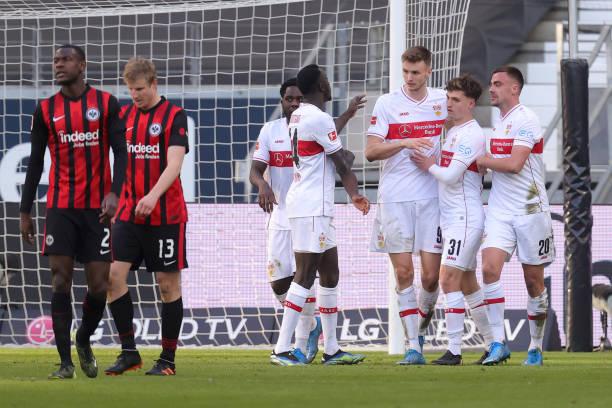 DEU: Eintracht Frankfurt v VfB Stuttgart - Bundesliga