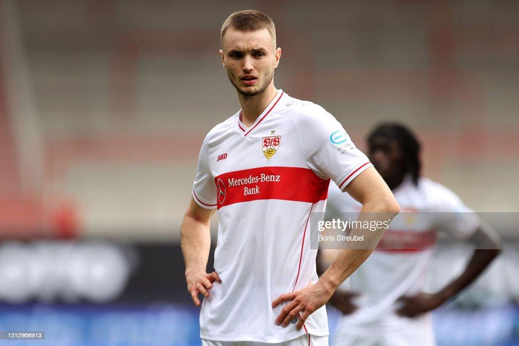 1. FC Union Berlin v VfB Stuttgart - Bundesliga : News Photo