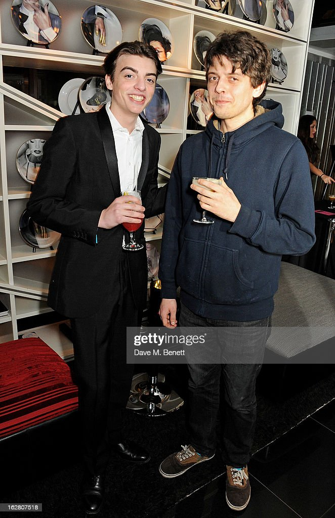 An NME Awards After Party In Wyld at W London Leicester Square In Association With CIROC