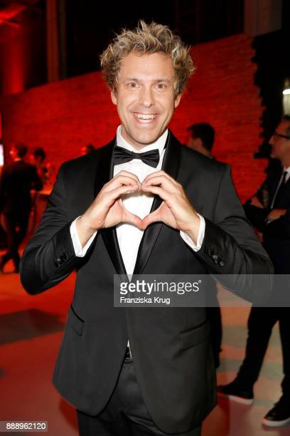 Sascha Grammel attends the Ein Herz Fuer Kinder Gala reception at Studio Berlin Adlershof on December 9 2017 in Berlin Germany