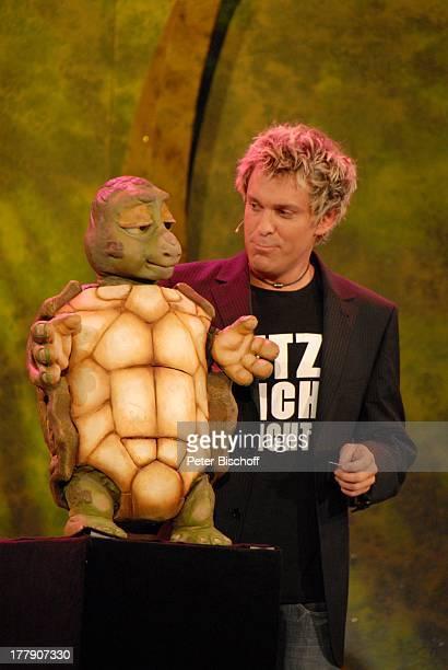Sascha Grammel mit Josy TheaterGala 'Das große Kleinkunstfestival für Kabarett Comedy und Musik' der Wühlmäuse 2010 mit Feier zum 75Geburtstag von D...