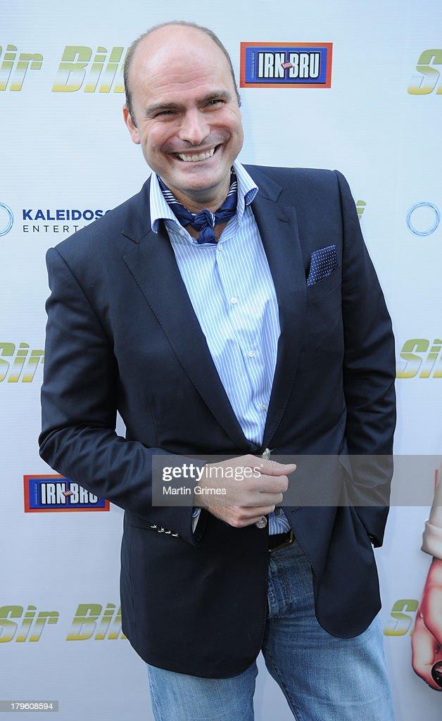 Sascha Hartmann attends the 'Sir Billi' press screening at The Grosvenor Cinema on September 5, 2013 in Glasgow, Scotland.