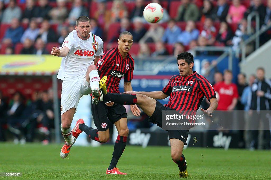 FC Augsburg v Eintracht Frankfurt - Bundesliga