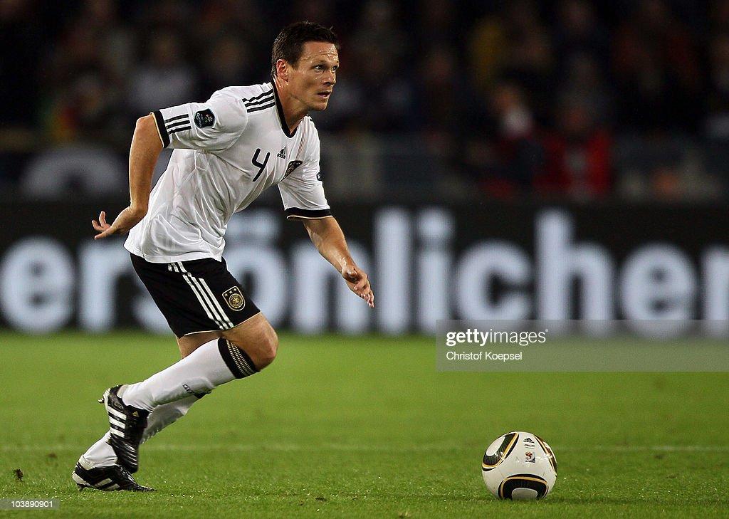 Match coronó 2011//2012 sascha riether #176 top-Transfer