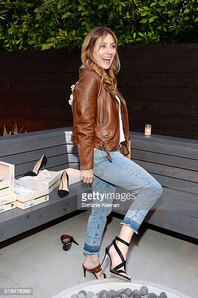 Sasha Alexander attends Imagine Vince Camuto Launch Event at the Home of The A ListÕs Ashlee Margolis on March 31 2016 in Beverly Hills California