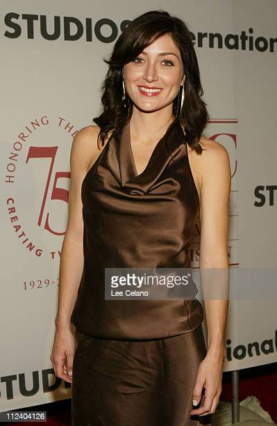 Sasha Alexander during 75th Diamond Jubilee Celebration for the USC School of CinemaTelevision Red Carpet at University of Southern California in Los...