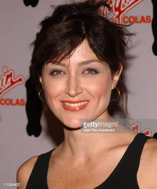 Sasha Alexander during Virgin Cola at the Post MTV Movie Awards Party Arrivals at Fame in Hollywood California