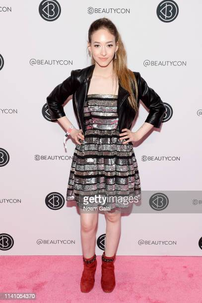 Sasha Anne attends Beautycon Festival New York 2019 at Jacob Javits Center on April 07 2019 in New York City