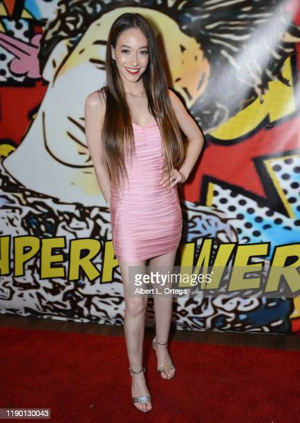 Sasha Anne attends Jaheem King Toombs' 18th Birthday held at The Globe Theater on November 17 2019 in Los Angeles California