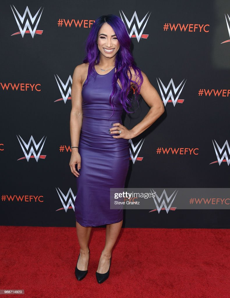 """WWE's First-Ever Emmy """"For Your Consideration"""" Event : News Photo"""