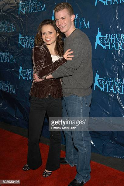 Sasha Cohen and Timothy Goebel attend Second Annual SKATING WITH THE STARS UNDER THE STARS to benefit Figure Skating in Harlem at Wollman Rink on...