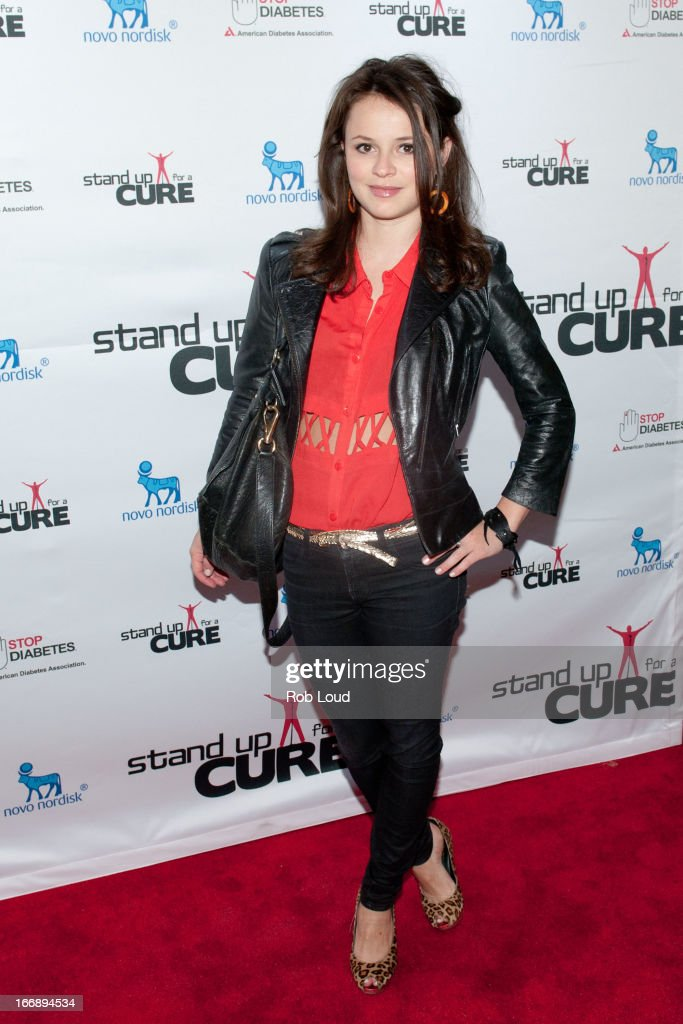 Stand Up For A Cure 2013