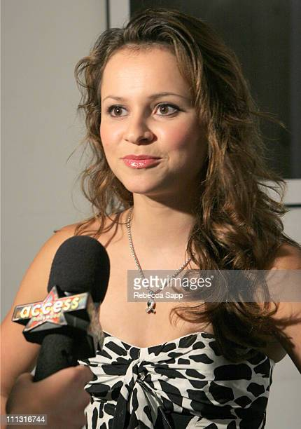 """Sasha Cohen during Maroon 5 Launches Their Book """"Midnight Miles"""" at Miau Haus Art Studio in Los Angeles, California, United States."""
